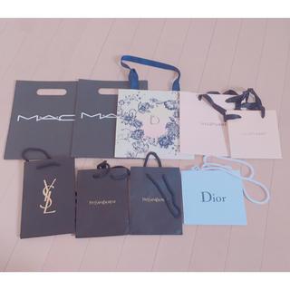 イヴサンローランボーテ(Yves Saint Laurent Beaute)のysl MAC Dior JILLSTUART ショッピングバッグ セット(コフレ/メイクアップセット)