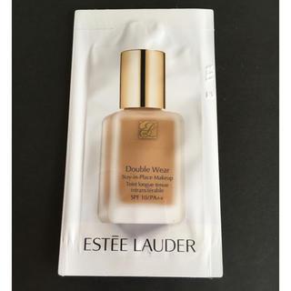 エスティローダー(Estee Lauder)のエスティローダー☆ダブルウェアサンプル(サンプル/トライアルキット)
