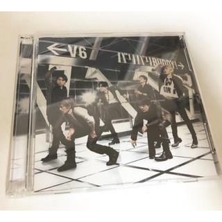 ブイシックス(V6)のV6 バリバリBUDDY!(バリバリ盤) CD+DVD(ポップス/ロック(邦楽))