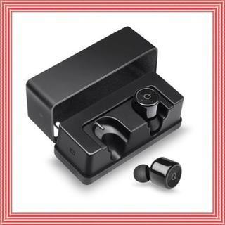 限定値下げ!!Bluetooth4.2 高音質 イヤホン 片/両耳とも対応(ヘッドフォン/イヤフォン)