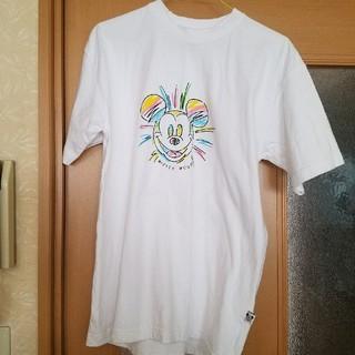ディズニー(Disney)の新品ミッキーマウス Tシャツ(Tシャツ(半袖/袖なし))