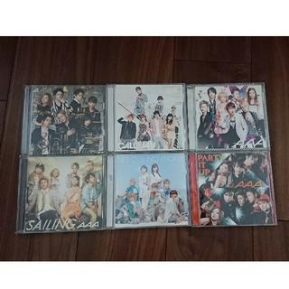 AAA CD DVD(ポップス/ロック(邦楽))