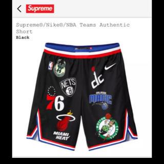 ナイキ(NIKE)のNIKE NBA supreme(ショートパンツ)