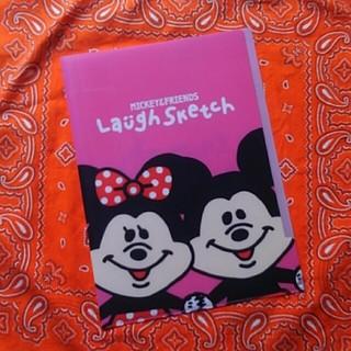 ディズニー(Disney)の5インデックスファイル*ラフスケッチ(クリアファイル)