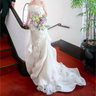 Vera Wang - 入手困難 verawang fern ウエディングドレス
