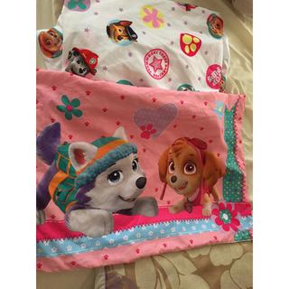 ディズニー(Disney)の枕カバー1枚とシーツ1枚(シーツ/カバー)