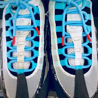 アトモス(atmos)のgetabako 靴紐 シューレース nike air max 95 jade(その他)