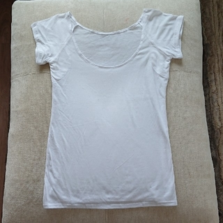 ムジルシリョウヒン(MUJI (無印良品))の無印♡涼感Tシャツ(Tシャツ(半袖/袖なし))