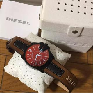 ディーゼル(DIESEL)の鑑定済み 正規品 ディーゼル 腕時計 メンズ(腕時計(アナログ))