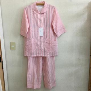 ツモリチサト(TSUMORI CHISATO)の2018夏新作☆ツモリチサトsleep☆前開き☆パジャマ☆ねこポケット☆Mサイズ(パジャマ)
