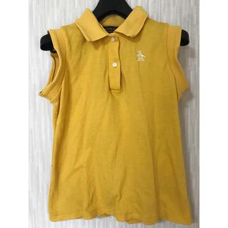 マンシングウェア(Munsingwear)のムー子ちゃん様専用★ munsing wear ノースリーブ ポロシャツ(ポロシャツ)