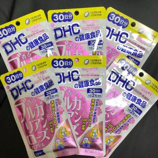 ディーエイチシー(DHC)の新品未使用未開封 DHCブルガリアンローズ30日分 6袋セット (口臭防止/エチケット用品)