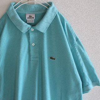 ラコステ(LACOSTE)のUS ラコステ lightBlue3 半袖 ポロシャツ 8(ポロシャツ)