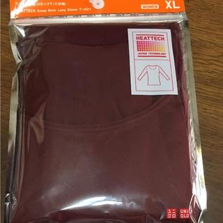 ユニクロ(UNIQLO)の新品 ユニクロ ヒートテック  XL(アンダーシャツ/防寒インナー)