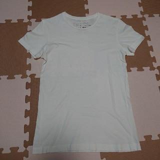 ザラ(ZARA)のザラ ロゴtシャツ(Tシャツ/カットソー(半袖/袖なし))