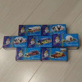 Disney - ディズニー 限定 トミカ セット