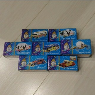 Disney - ディズニー 限定 トミカ セット 3