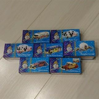 Disney - ディズニー 限定 トミカ セット 4