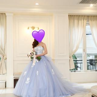 YNS WEDDING ウェディングドレス カラードレス(クリーニング済)