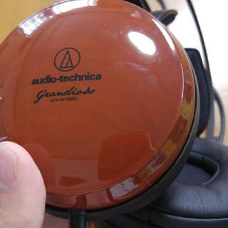 オーディオテクニカ(audio-technica)のATH-W1000X(ヘッドフォン/イヤフォン)