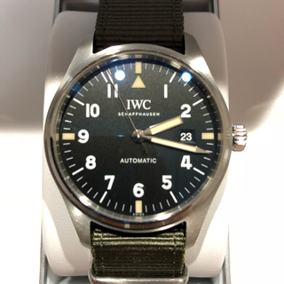 インターナショナルウォッチカンパニー(IWC)のsou1_f様専用IWCマーク18 トリビュート マーク11 IW327007(腕時計(アナログ))