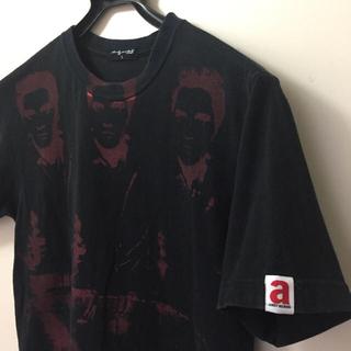 アンディウォーホル(Andy Warhol)のプレスリープリント Tシャツ アンディウォーホール ユニクロ(Tシャツ/カットソー(半袖/袖なし))