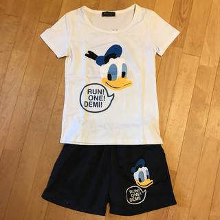 Disney - ドナルド セットアップ