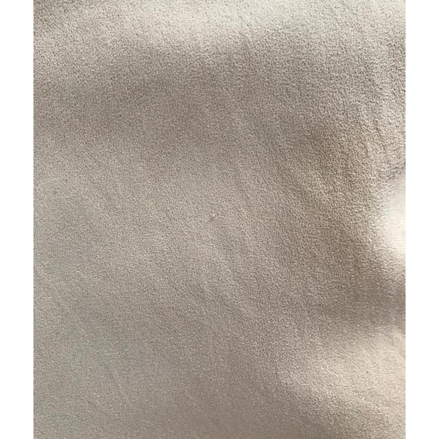 ENFOLD(エンフォルド)のENFOLD エンフォルド 5分袖丈 POブラウス ベージュ38 レディースのトップス(シャツ/ブラウス(長袖/七分))の商品写真