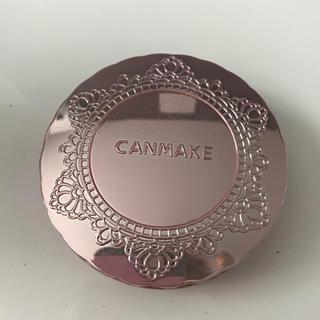キャンメイク(CANMAKE)のキャンメイク トランスペアレントフィニッシュパウダーSA(フェイスパウダー)