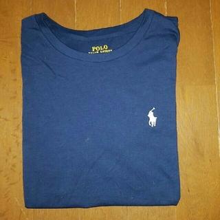 POLO RALPH LAUREN - ラルフローレン紺Tシャツ