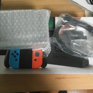 Nintendo Switch - 新品 未使用 ドックセット acアダプター HDMIケーブル