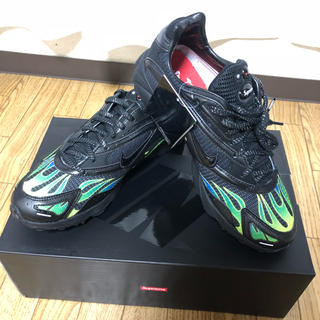シュプリーム(Supreme)のSUPREME×NIKE Air Stresk Spectrum Puls(スニーカー)