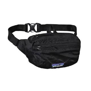 パタゴニア(patagonia)の新品 完売品★ patagonia Mini Hip Pack BLACK 1L(ボディバッグ/ウエストポーチ)