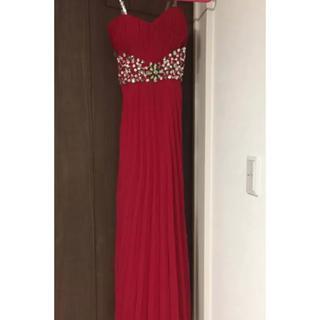 ロングドレス キャバ