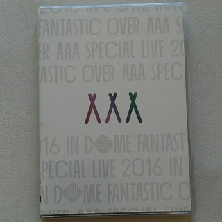 AAA - AAA Live 2016 in Dome-FANTASTIC OVER-