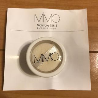 エムアイエムシー(MiMC)のMiMC★モイスチュアシルクT(フェイスパウダー)