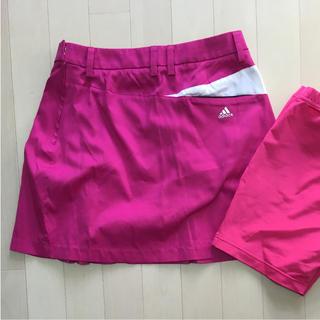 アディダス(adidas)のアディダスゴルフウェア スカート(ウエア)