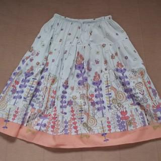 ツモリチサト(TSUMORI CHISATO)のスカート(ひざ丈スカート)