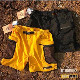 シュプリーム(Supreme)のstabridge shorts アパートメント(ショートパンツ)