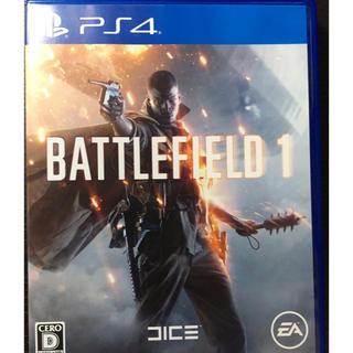 PlayStation4 - バトルフィールド1