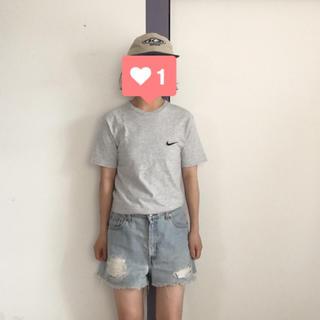 ナイキ(NIKE)のNIKE 90s ロゴ刺繍TEE(Tシャツ(半袖/袖なし))