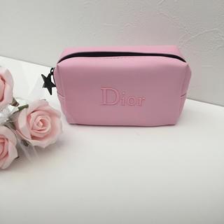 Dior - ディオール コスメ ポーチ ピンク