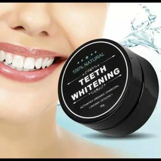 ホワイトニング 粉末 歯磨き粉(歯磨き粉)