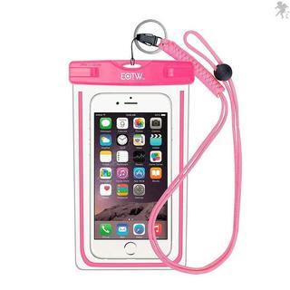 EOTW? 防水ケース IPX8防水規格 スマホ 防水携帯ケー