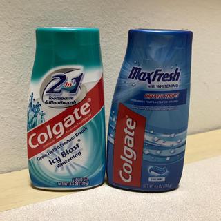 新品 Colgate コルゲート ジェル 歯磨き粉(歯磨き粉)