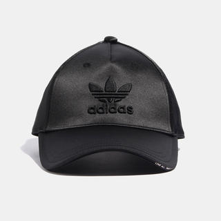 アディダス(adidas)の新品 アディダス オリジナルス  サテン キャップ ブラック M(キャップ)