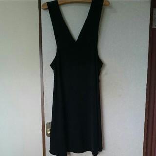 サロペット☆スカート(ひざ丈スカート)
