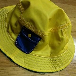 リバーシブル 帽子(ハット)
