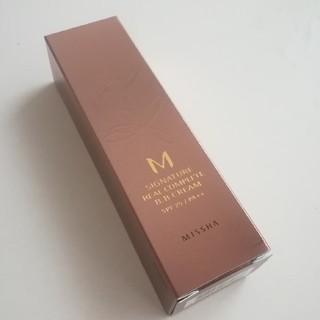 ミシャ(MISSHA)の【新品】ミシャ シグネチャーBBクリーム no.23(BBクリーム)