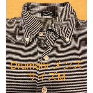 ドルモア(Drumohr)のDrumohr メンズ ポロシャツ  サイズM(ポロシャツ)